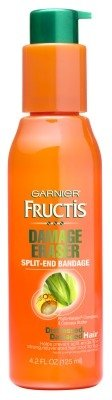 Garnier Fructis Damage Eraser Split-End Bandage 4.2 Ounce (124ml) (2 Pack)
