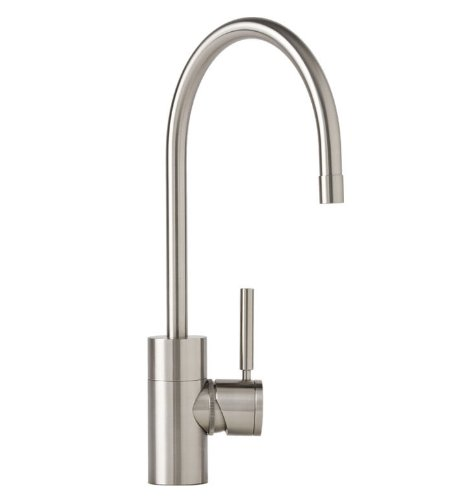 - Waterstone 3800-WC Parche Single Handle Kitchen Faucet, Weathered Copper