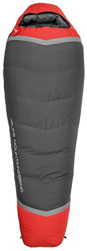 ALPS Mountaineering Zenith 0 Degree Mummy Sleeping Bag, Regu