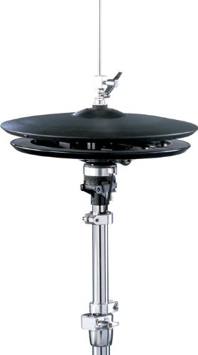 Roland VH-12 V-Hi-Hat - Black (Roland Parts 20 Td)