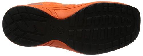 Mandom mit 781 Orange Plastikkappe Sicherheitsschuhe Reflektierende MARUGO Ud1nwpqTT