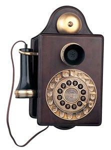 Classic Wood Corded Phones