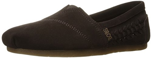 Skechers BOBS from Women's Luxe Bobs-Boho Crown Ballet Flat Chocolate for sale cheap authentic sale best prices cheap sale 100% original clearance store for sale for sale under $60 Ceq2Bb