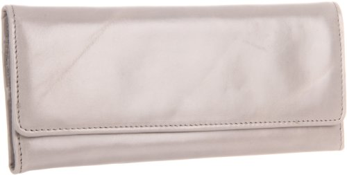 Hobo  Sadie VI-32059DOVE Wallet,Dove,One Size, Bags Central