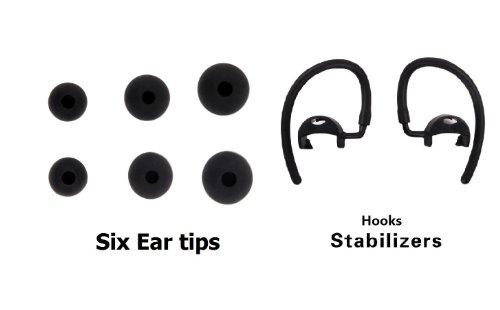 New Bluetooth headphones accessory hooks and earti...