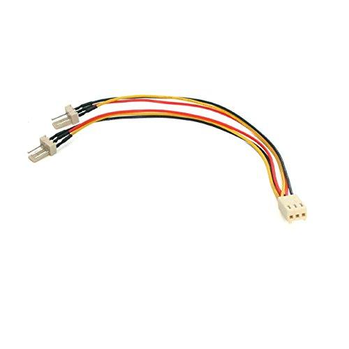 - StarTech.com TX3 Fan Power Splitter Cable - 6-Inch (TX3SPLITTER)