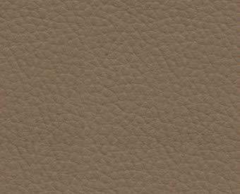 1 Metro de Polipiel para tapizar, Manualidades, Cojines o forrar Objetos. Venta de Polipiel por Metros. Diseño Vulco Ignífugo Color Taupe Ancho 140cm