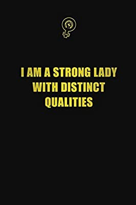 Qualities of a lady