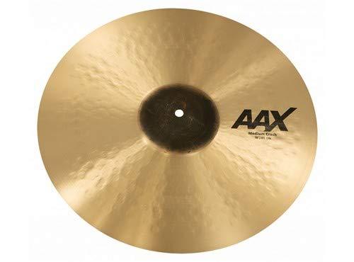 Sabian Crash Cymbal AAX Medium Natural Finish 18