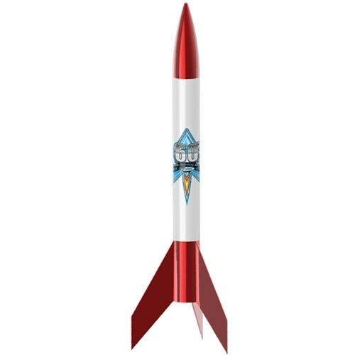 Estes Rockets 1958 Alpha Vi Estes 60Th Anniversary Model Rocket Kit ()
