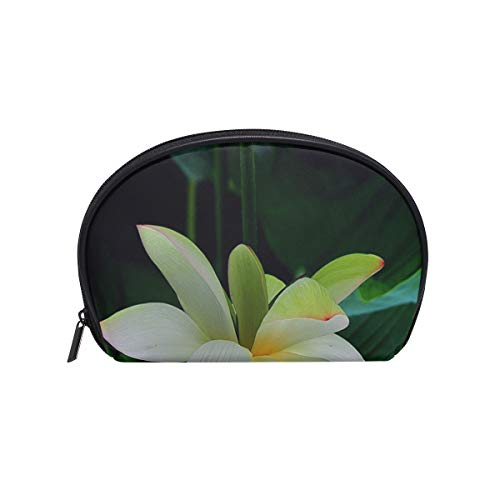 SLHFPX Cosmetic Bag Taj Mahal Palace Colorful Oil Painting Girls Makeup Organizer Box Lazy Toiletry Case