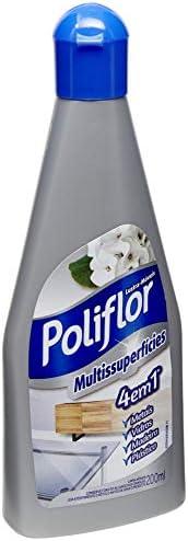 Lustra Móveis Multi Superfícies 200 ml, Poliflor