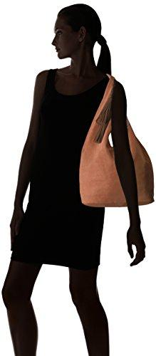 Drew Dear By Hobo Womens Downtowner Flowerpot Bag Suede Barrymore qZZndwrC