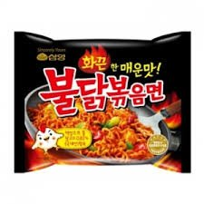 Price comparison product image Samyang Stir-fried Noodles with Hot and Spicy Chicken Ramen