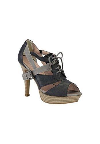 Sandalette Sandales pour femme Connections Noir Best R5wqPEnx41