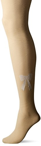 Von Nicole Women's Twinkle Toes Tight, Cream/Gold, Small - Twinkle Toes Clothes