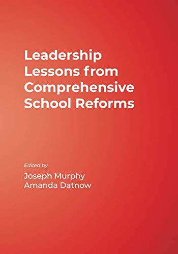 Leadership Lessons from Comprehensive School Reforms (Corwin Press) from Corwin
