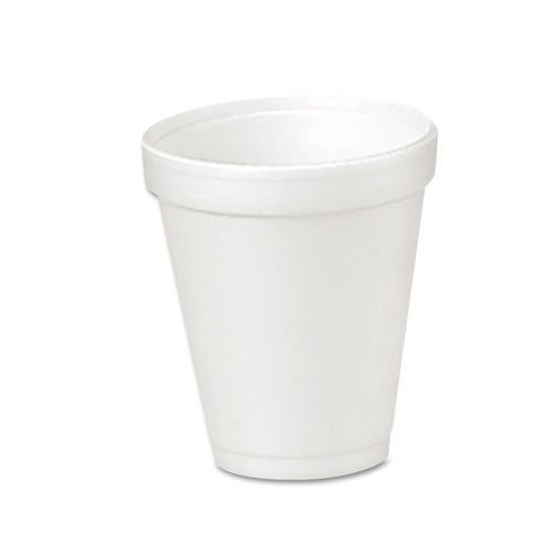 Dart 4 Ounce Foam - DART 4J4 Foam-Drink-Cups-Carton, 4 Ounce