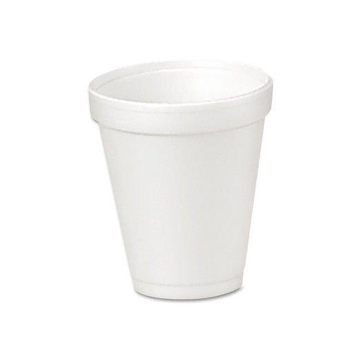 DART 4J4 Foam-Drink-Cups-Carton, 4 Ounce