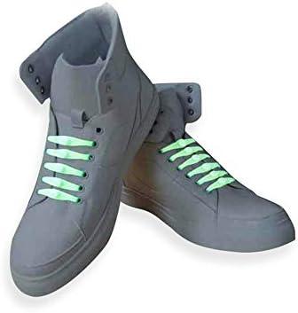 結ばない靴紐 光る靴紐 スニーカー シリコン シューレース 光る LED発光 結ばない 靴ひも 靴 シューズ SHULEPAS シュレパス