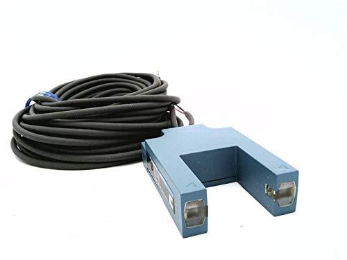 (PEPPERL & FUCHS FE8VTB6M Sensor PHOTOELECTRIC, 10-28V RED, Output White, 0V Black)