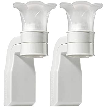 Bath&body Works White Wallflowers Pluggable Home Fragrance Diffuser Pack of 2