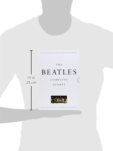 The Beatles Complete Scores Transcribed Score The Beatles