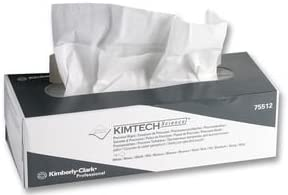 Manufacturers OEM Packaging - Pack of 196 - 7551 KIMWIPE PRECISION WIPES Cutting-Edge KIMBERLY CLARK
