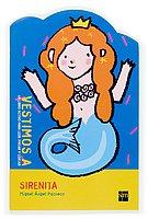 Vestimos a Sirenita/ We Dress Little Mermaid