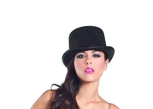 Adult Women's Felt Top Hat Novelty Party Halloween Costume Accessory (Circus Magician Costume)