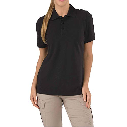 Professional 61166 Donna 5 Tactical Black Polo nbsp;da 11 q7xnT4HAwf