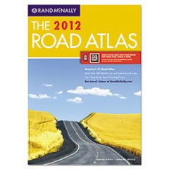 Advantus RM528006223 Standard United States Road Atlas, Soft Cover