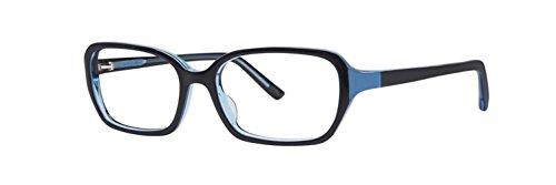 kensie Lunettes discret Bleu marine 50MM