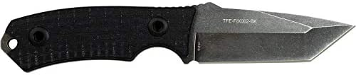 Tac Force Evolution Fixed Blade Knife – TFE-FIX002-BK