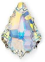 Swarovski Crystal Limited Edition Twilight 22mm Baroque 6090 Pendant