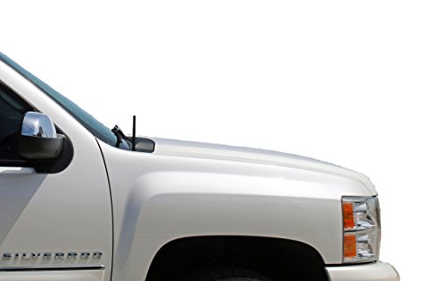 Antennamastsrus The Original 6 3 4 Inch Is Compatible With Gmc Sierra 1500 2006 2019 Short Rubber Antenna Reception Guaranteed German Engineered Internal Copper Coil
