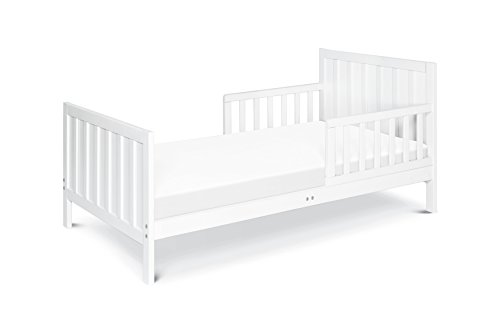 Carter's by DaVinci Benji Toddler Bed, White by Carter's by DaVinci