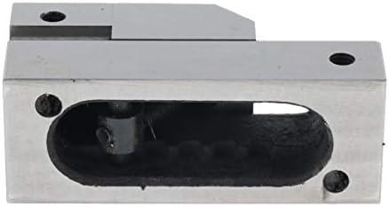 SM SunniMix 1インチ EDM万力 マニュアル 電極万力 クランプ HSS高速度鋼