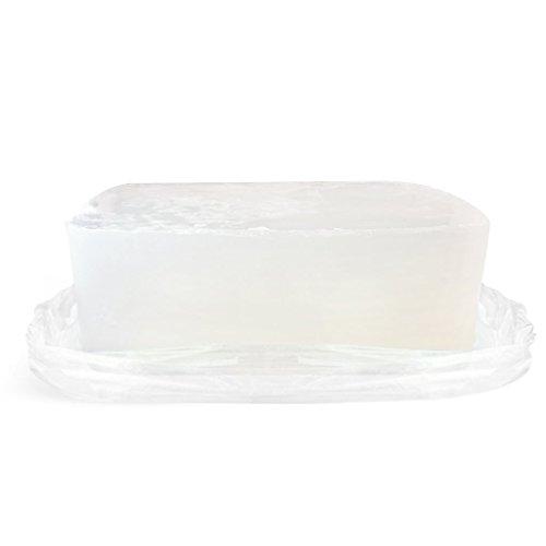 25 LB PREMIUM ULTRA CLEAR GLYCERIN MELT & POUR SOAP BASE PURE ORGANIC by Liquid Gold (Image #4)