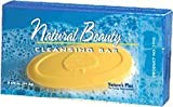 Natures Plus. Natural Beauty Cleansing Bar 3.5 Oz – (10 Pack)