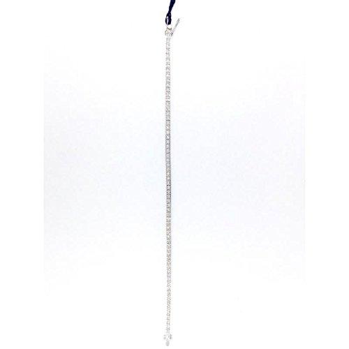 Bracelet GemOro Femme bb021bia + 3Or Blanc Diamant