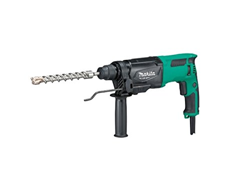Makita M8701M Rotary Hammer Dril 800W / CB325 / 220V(Charger Europe type C plug) by Makita