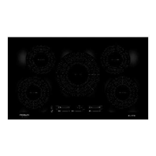 "Frigidaire Gallery 36"" Electric, Built-in 5-Burner Induction Stove with Black Trim-Heats Fast and Even, FGIC3666TB Cooktop"