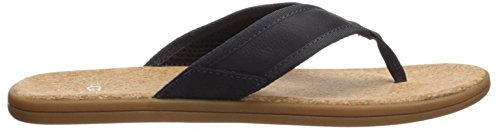 cheap price for sale UGG Men's Seaside Flip-Flop Navy geniue stockist cheap price buy cheap websites GqHL6UAcMM