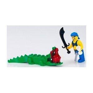 Lego LEGO 7080 Scurvy Dog and Crocodile (Pirates Junior)