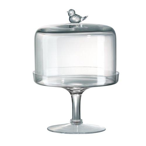 Pedestal Cake Dome - Songbird Pedestal Dessert Stand With Dome,8