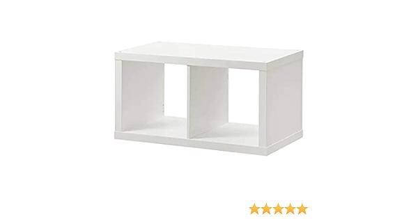Ikea Kallax - Estantería (2 unidades, 77 x 42 cm), color ...