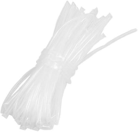 REFURBISHHOUSE 比2:1 直径3.5ミリメートルクリアポリオレフィン熱収縮チューブ10メートル32.8フィート