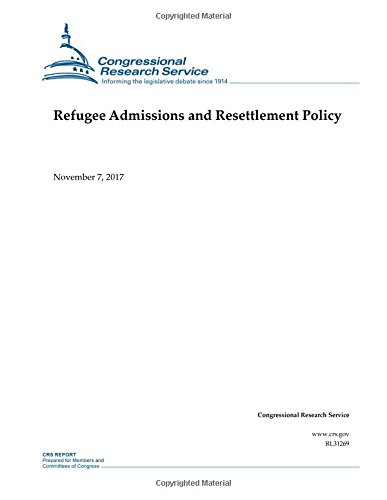 Read Online Refugee Admissions and Resettlement Policy pdf