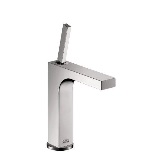 AXOR AXOR Citterio  Modern 1-Handle  11-inch Tall Bathroom Sink Faucet in Chrome, 39031001